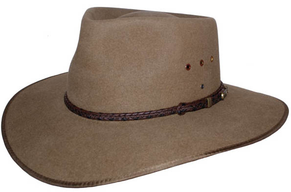 The Fawn Cattleman Hat