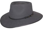 The Gray Cattleman Hat