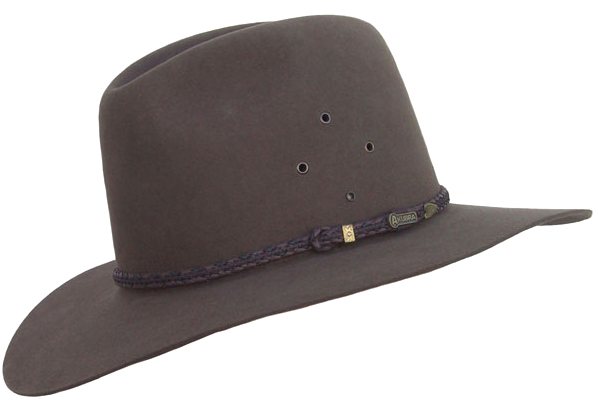 857e59015c7 The Black Pilbara Hat The Fawn Pilbara Hat