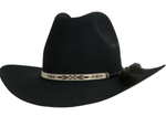 The Stony Creek Hat - Black by Akubra