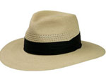 Hemp Range Hat - Natural by Akubra