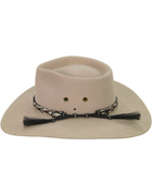 Hitched Horsehair Hat Band