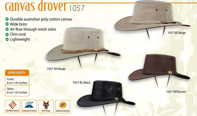 7b22feedd2e Barmah Australian Hats from The Bluewater Group