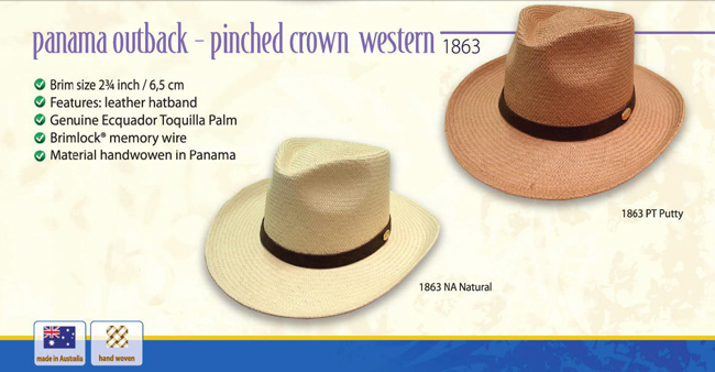 bb9e93f5df0b4 Barmah Australian Hats from The Bluewater Group