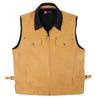 The Mustard Cooma Vest