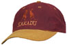 The Maroon/Tan Ball Cap