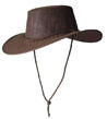The Brown Townsville Hat
