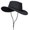 Black Cape York Hat