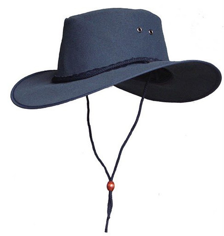 Navy Cape York Hat