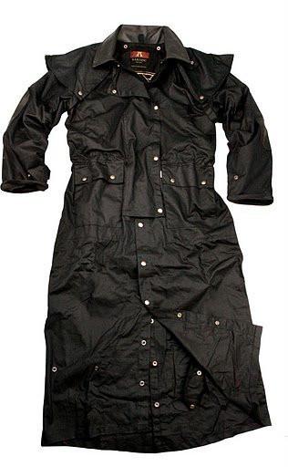 3:1 Long Rider Drover Coat