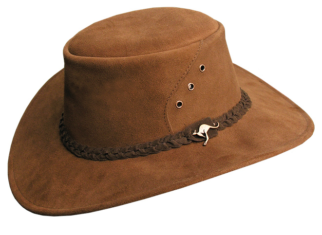 The Brown Alice Hat