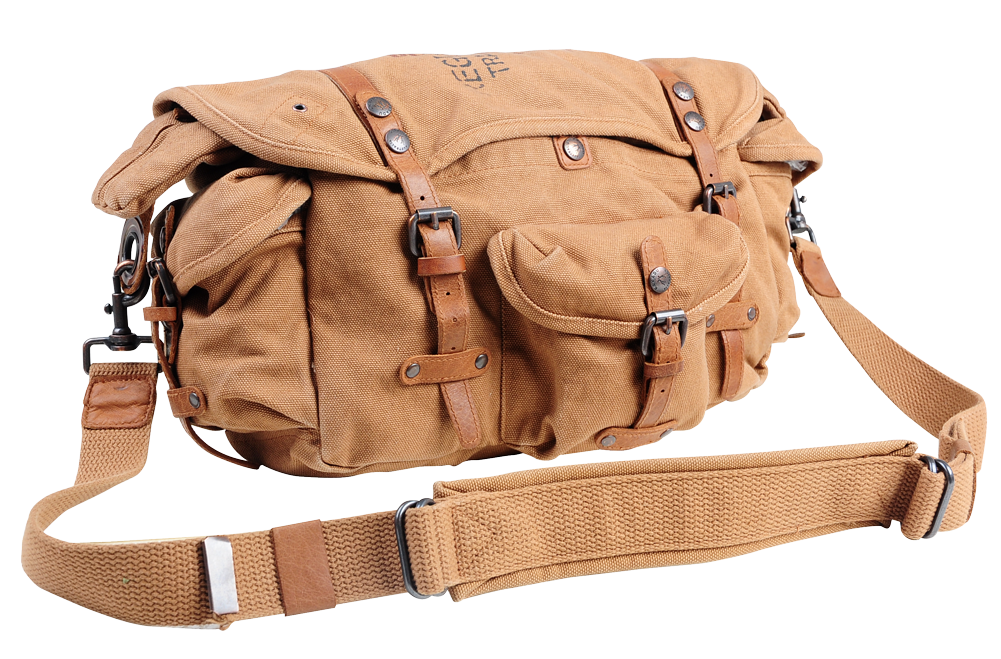 Tobacco Shoulder Bag