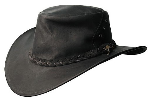 The Black Darwin Hat