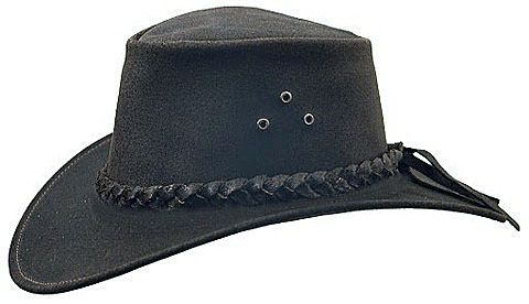 The Black Iron Cove Hat