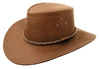 The Brown Packer Hat