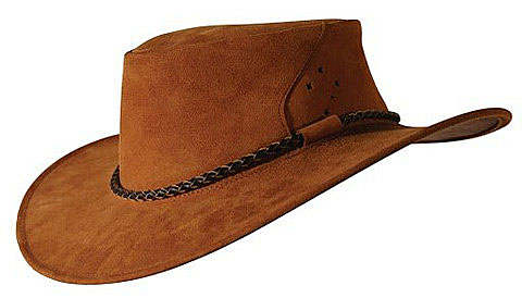 The Rust Southern Cross Hat