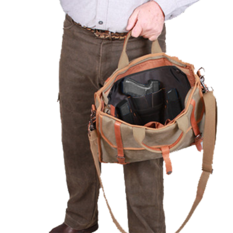 Kakadu Concealed Carry Briefcase