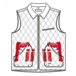 The Bulli Vest (Concealed Carry) Vest