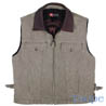 The Taupe Kelly Vest
