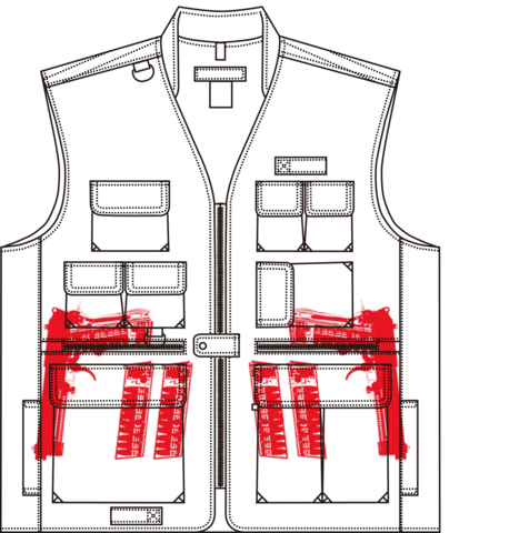 The Concealed Carry Delta Vest