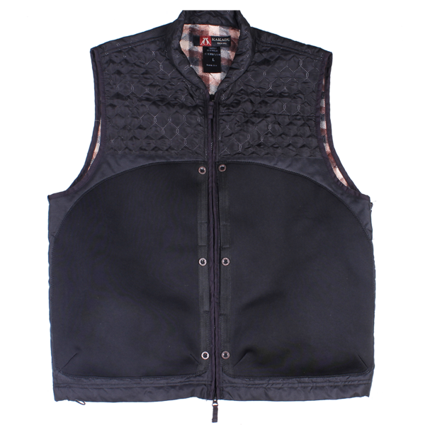 The Black Bulli Vest (Concealed Carry) Vest